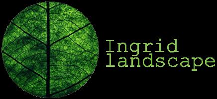 Ingrid Landscape Logo